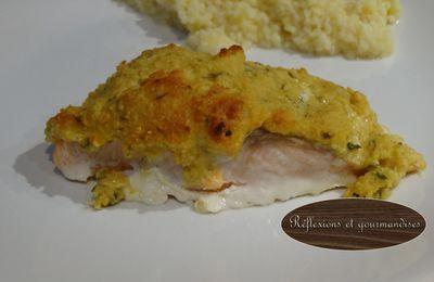 J'ai testé, on a aimé #5 : le dos de saumon en croûte de parmesan des Délices de Reinefeuille