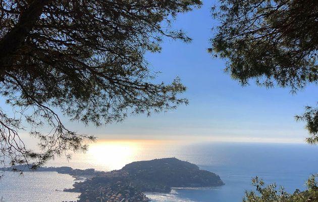 La côte d'Azur