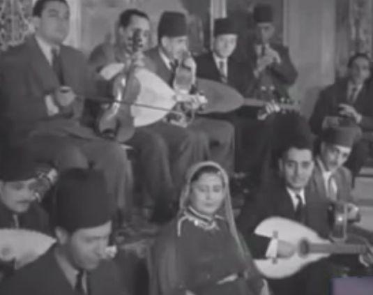 """Des maitres et géants de musique Chaâbi Algérois, Dziri, Haouzi, Msam'ii à l'œuvre  غناء شعبي عاصمي  مسامعي جزائري"""""""