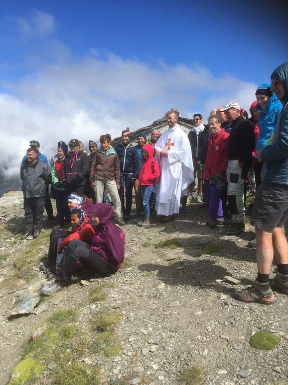 Bessans : pèlerinage à la pointe de Tierce