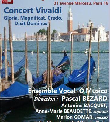 Concert 0 Musica dimanche 22 mai 2016 à 15 heures