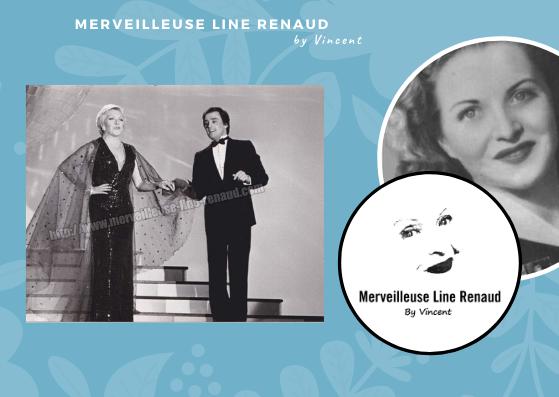 PHOTOS: Line Renaud et Thierry Le Luron dans «Telle est Line» 1981
