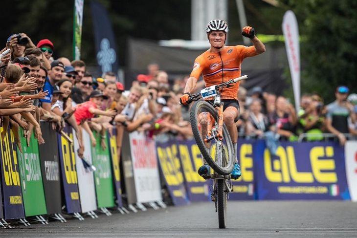 Mathieu Van der Poel sur le Tour de France et le VTT Olympique : pour ou contre ?...