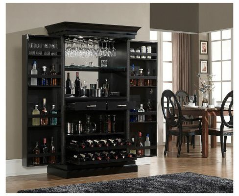 Create Your Own Home & Wine Bars With Collections Wine Cabinets
