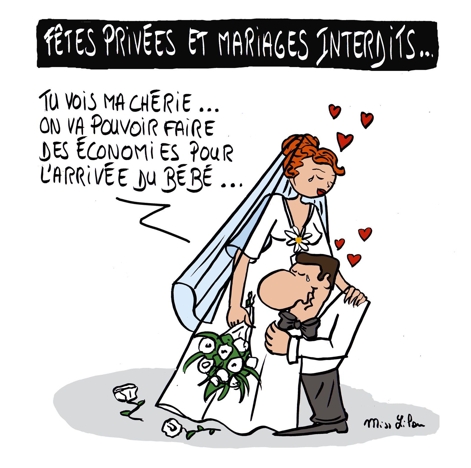 """""""Fêtes privées et Mariages interdits"""""""