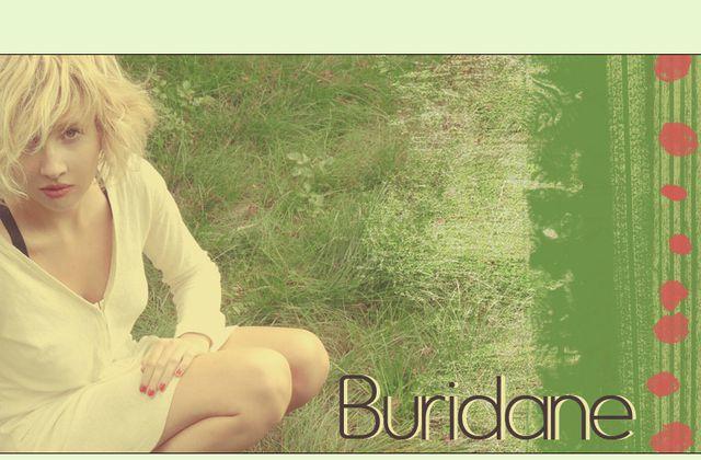 BURIDANE / CHANSON FRANCAISE