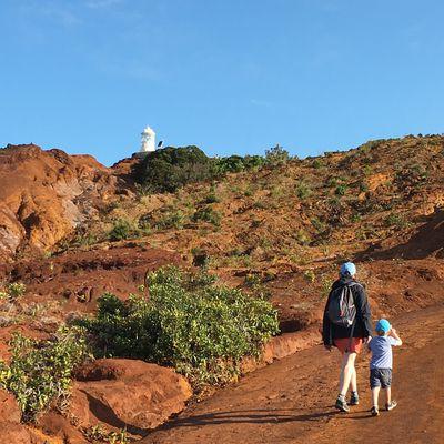 Randonnée au parc du cap N'Doua ~ Nouvelle Calédonie
