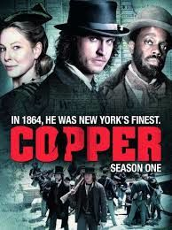 Copper ( saison 1 )