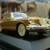 STUDEBAKER GOLDEN HAWK 1958 ROAD SIGNATURE 1/43 - car-collector.net