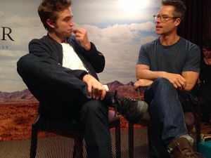 Robert Pattinson : The Rover