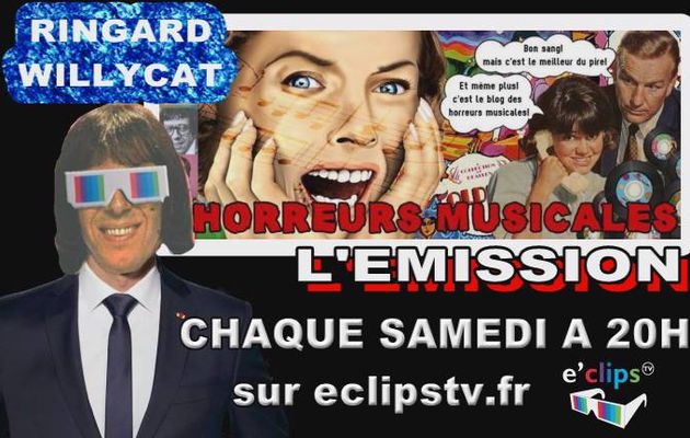 PODCAST EN LIGNE DE L'EMISSION MOUSTACHES