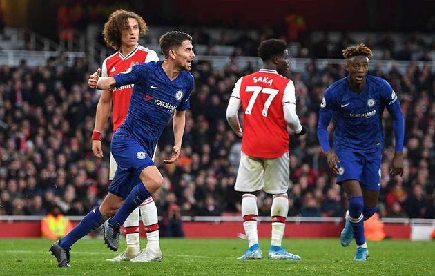 Duel di Final Piala FA, Chelsea vs Arsenal
