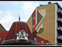Clermont Ferrand - une peu de couleurs !