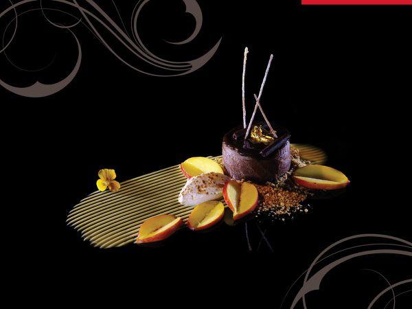 Présentation de livre: Visions gourmandes, l'art  de dresser une assiette comme un chef!