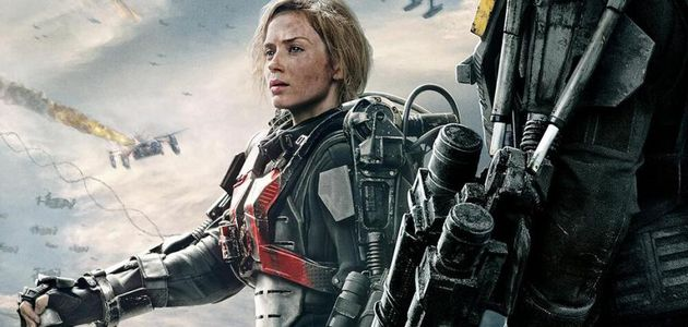 """EDGE OF TOMORROW"", BANDE-ANNONCE VOST !"