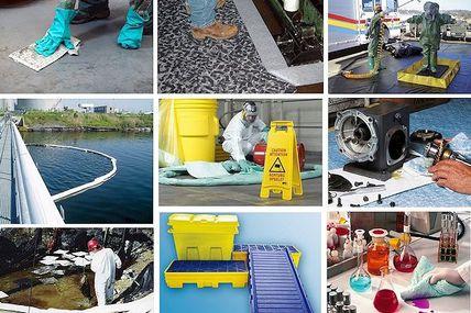 Ölbindemittel: Sehr saugfähig, leicht, sicher und nicht gesundheitsschädlich