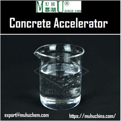 Concrete Accelerator Admixture for use in Concrete