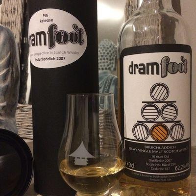 Bruichladdich Dramfool 9th Release