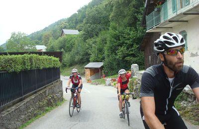 La rando du Reblochon à Thônes (Haute Savoie)
