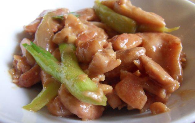 poulet sauce hoisin