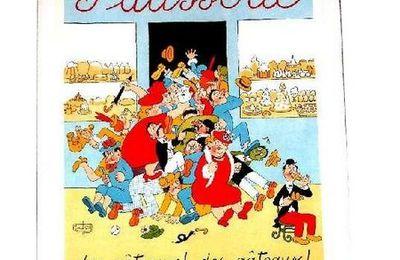 DUBOUT(Albert) - AFFICHE - Réf 20617