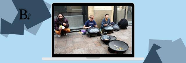 Écoutez la musique dans la rue : c'est gratuit !