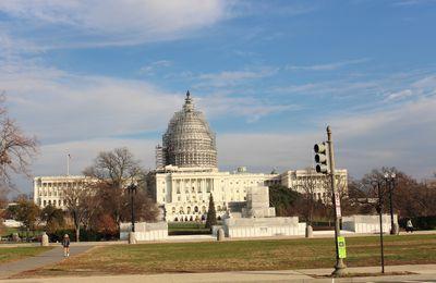 Washington : le Capitole