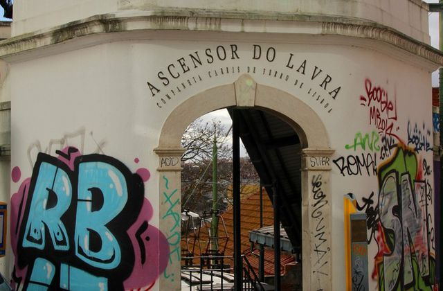 #16 - Ascensor do Lavra