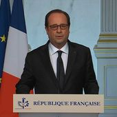 Attaque de Nice: Hollande annonce une prolongation de trois mois de l'état d'urgence - MOINS de BIENS PLUS de LIENS