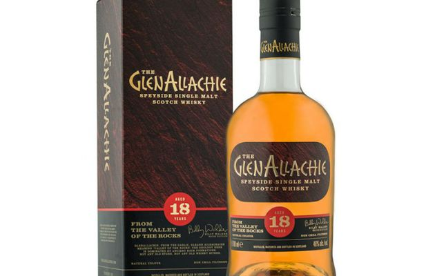 The Glenallachie 18Y