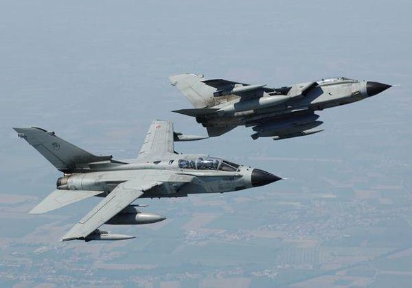 Deux Tornado italiens sont entrés en collision au cours d'une mission
