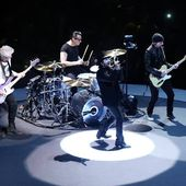 U2 -Chicago Etats-Unis 23/05/2018 United Center (2) - U2 BLOG