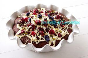 Gâteau au Chocolat Girly et collection Nestlé Dessert Téfal à ne pas laisser passer