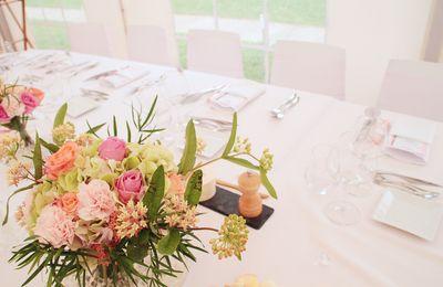 De superbes idées de décoration florale pour un mariage