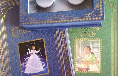 Disney, deux collections maquillages....