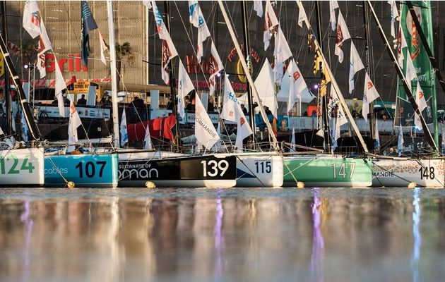Transat Jacques Vabre - Record number of skippers with seven months to the start