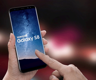 Comment faire une capture d'écran sur le Samsung Galaxy S8 ? (méthode avancée)