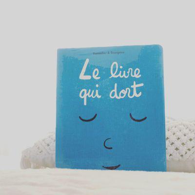 Le livre qui dort