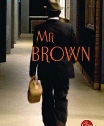 Mr Brown d'Agatha CHRISTIE