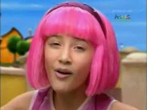 There's Always A Way (Lazy Town song)