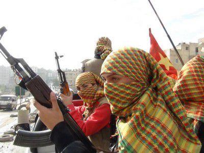 KURDISTAN: CHOISIR SON CAMP