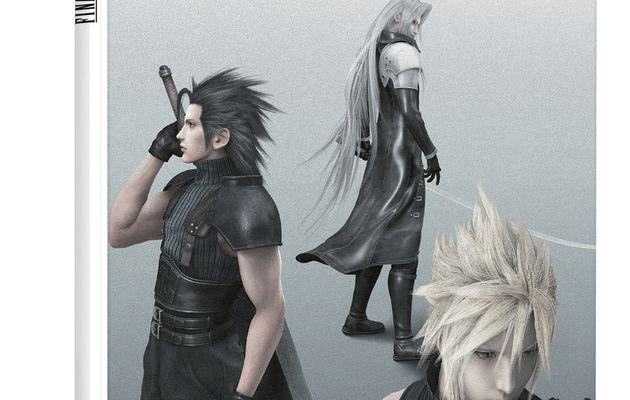 [REVUE LIVRE GAMING] FINAL FANTASY VII ULTIMANIA aux éditions MANA BOOKS