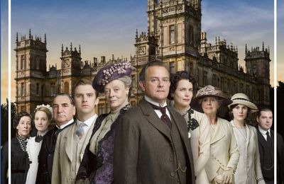 Downton Abbey [saison 1] de Julian FELLOWES