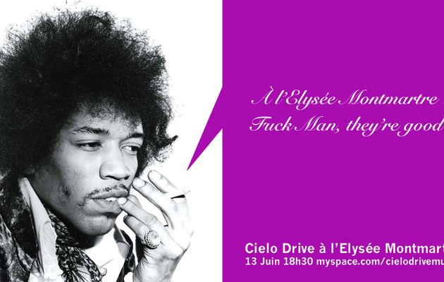 13 Juin : Join the Cielo Drive Force