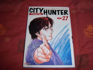 City Hunter édition Deluxe tomes 27 & 28