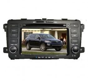 27 inch tv  | Price compare Piennoer Car GPS Original Fit Mazda CX9 6-8 Inch Touchscreen Double-DIN Car DVD Player  &  In Dash Navigation System,Navigator,Built-In Bluetooth,Radio with RDS,Analog TV, AUX & USB, iPhone/iPod Controls,steering wheel control, rear view camera input
