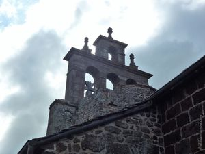 L'église Saint-Rémy de Vergezac / Balade en Haute-Loire