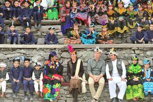 Very Beautiful and Cute Kids : Kalash, Pakistan
