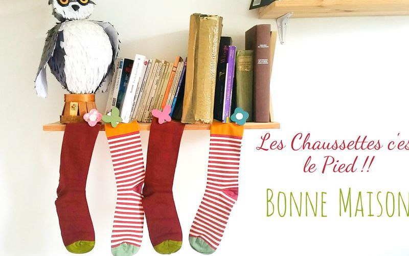 Les Chaussettes Originales c'est le pied !!