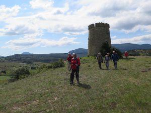 Séjour en Pays Cathare : lundi 2 mai - Rennes le Chateau